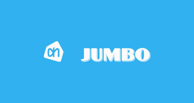 Albert Heijn vs Jumbo: Dutch supermarkets compete online in different ways