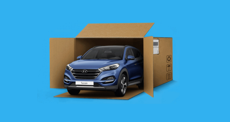 Hyundai Lets Uk Customers Buy A Car Online