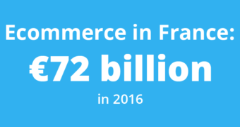 Ecommerce in France in 2016