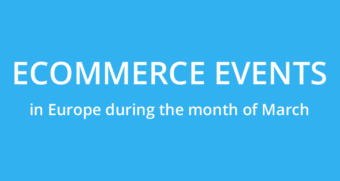 Ecommerce events in Europe in March