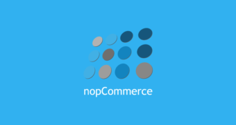 Ecommerce software NopCommerce