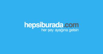 Turkish ecommerce website Hepsiburada.com