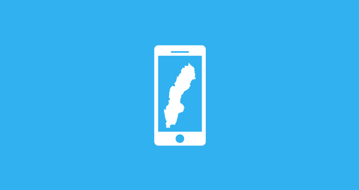Mobile accounts for 64% of Swedish ecommerce traffic