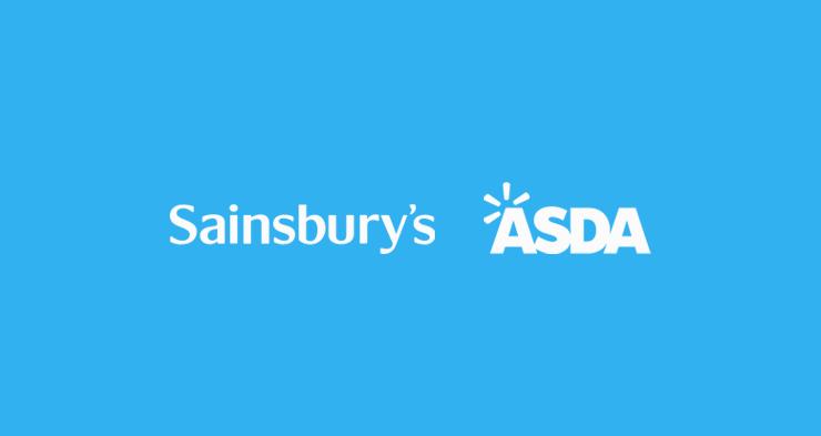 UK supermarkets Sainsbury's and Asda want to merge