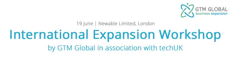 International Expansion Workshop