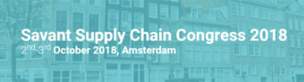 Savant Supply Chain Congress