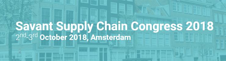 Savant Supply Chain Congress