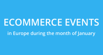 Ecommerce events in Europe in January