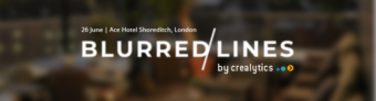 Blurred Lines event in London