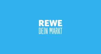 German online supermarket Rewe