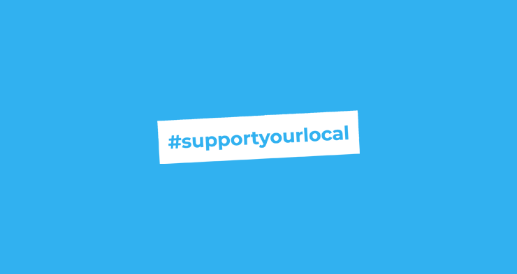 #supportyourlocal launched to help German businesses