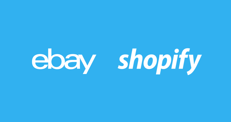 Ebay cooperates with Shopify