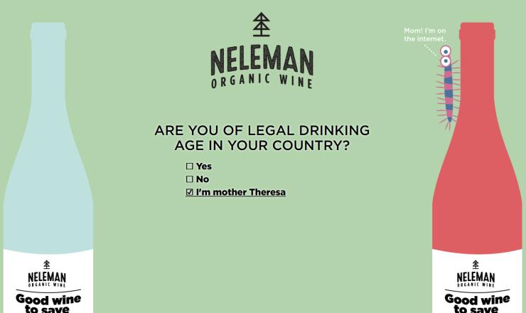 The Spanish website of winemaker Neleman.