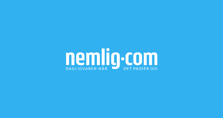 Nemlig delivers when customers aren't at home