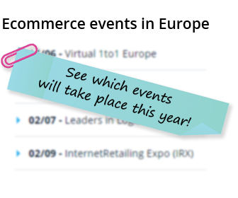 Ecommerce events in Europe