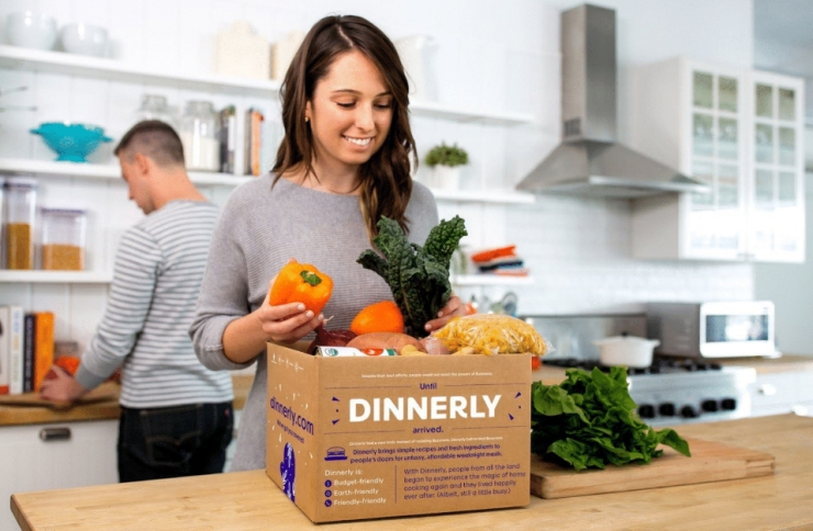 Dinnerly has launched in Germany.