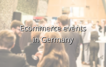 Ecommerce events in Germany