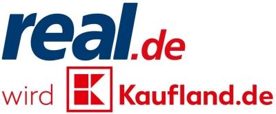 Real.de becomes Kaufland.de.
