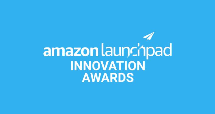 Amazon Launchpad Innovation Awards launched