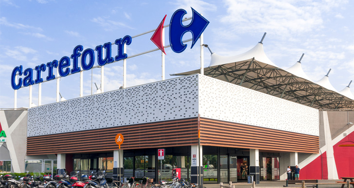 Carrefour invests in instant-delivery startup Cajoo