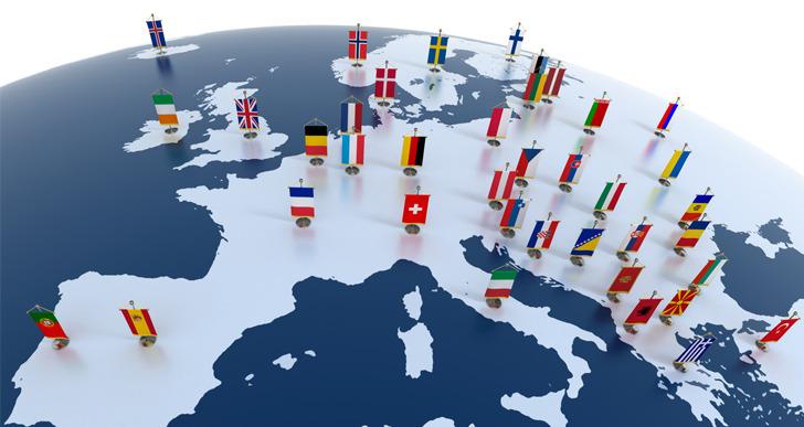 European ecommerce was worth 757 billion euros in 2020