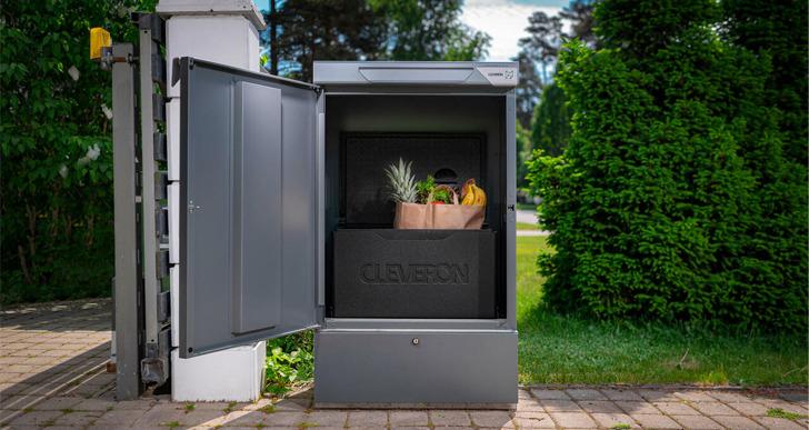 Latvijas Pasts builds home parcel locker network in Latvia