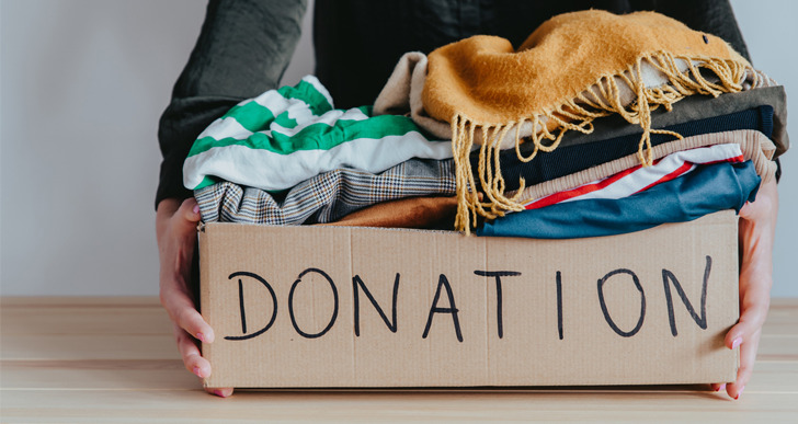 UK charity shops sell 151% more online