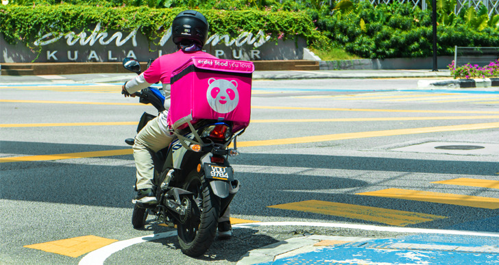 Delivery Hero launches Foodpanda app in Germany