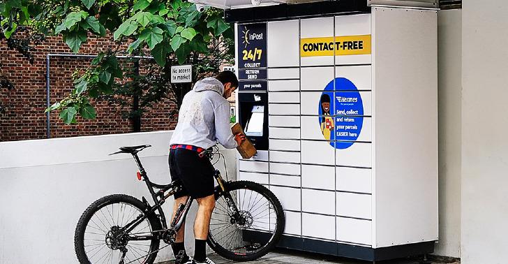 InPost installs 2,000th locker unit in UK