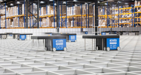 Arvato uses most robots in one location in Europe