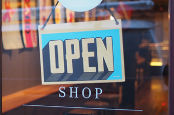 start selling online in your own shop